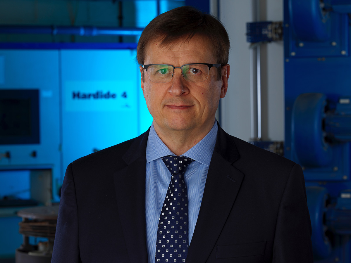 Dr Yuri Zhuk, Technical Director