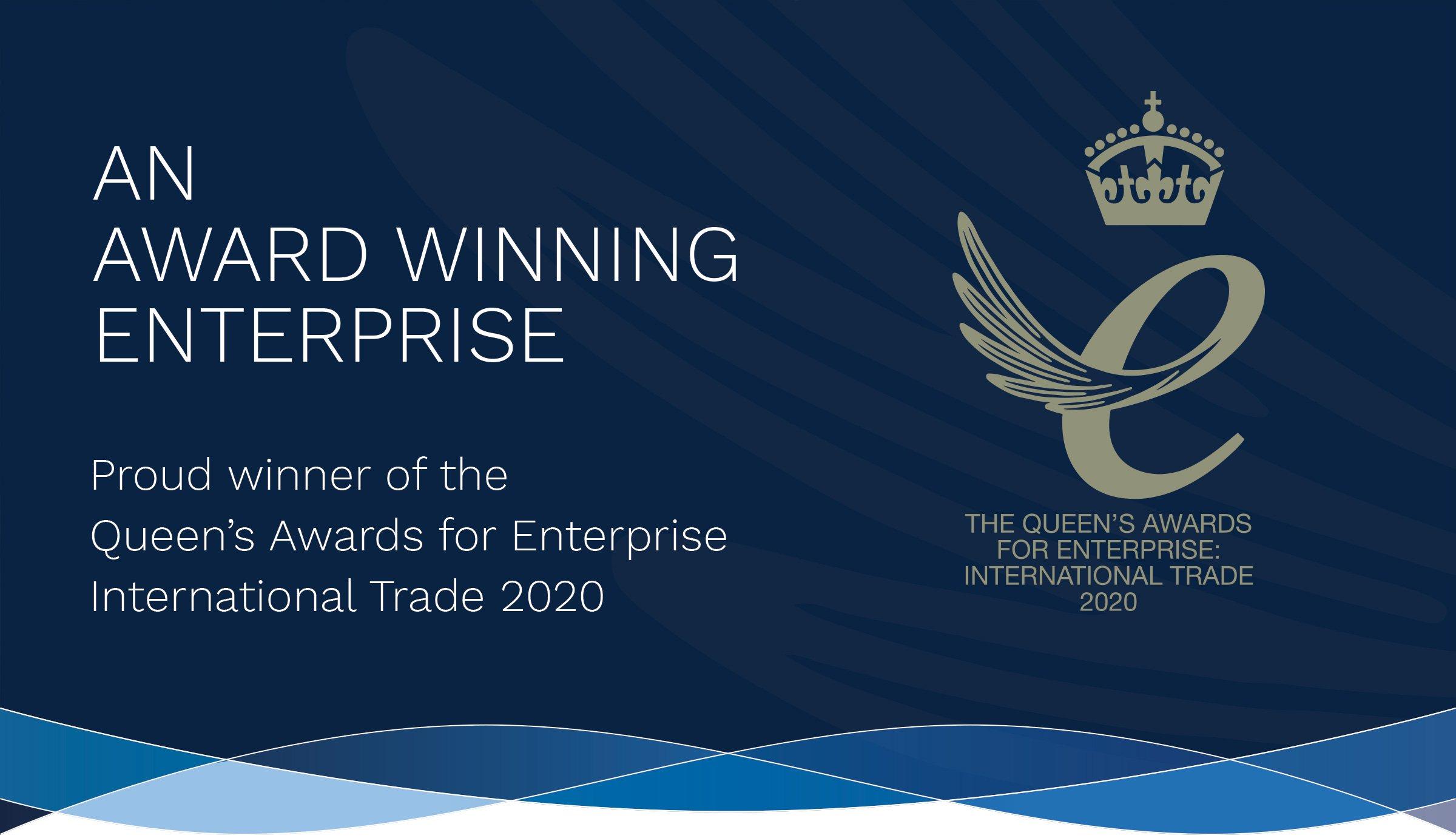 Hardide Coatings - Proud winner of The Queen's Award for Enterprise International Trade 2020